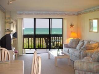 Oceanfront Condo - 50 Feet to Beach - Topsail Beach vacation rentals