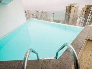 Beautiful Apartment with Ocean View - Lima vacation rentals
