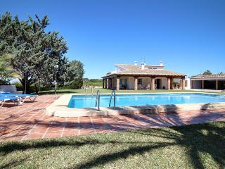 Dog-friendly villa w/ private pool, beautiful yard, sunny patio! - Denia vacation rentals