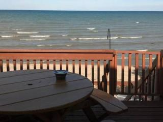 Lake (Huron) Front Home for Rent, sandy Beach - Carsonville vacation rentals