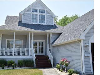 Beautiful Ocean Side Home Steps from the Beach - Beach Haven vacation rentals