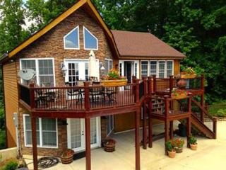 Amazing Hand Crafted Custom Lake-view House - Silver Point vacation rentals