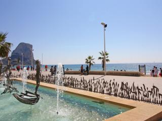 Nice Condo with Television and Microwave - Calpe vacation rentals