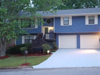 SLEEPS 22 PLUS a few more !!! Stone Mountain Park Get away less than a mile away - Stone Mountain vacation rentals