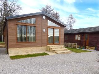 WOODLAND VIEW, high quality lodge, all ground floor, parking, garden, in Coleford, Ref 933221 - Coleford vacation rentals