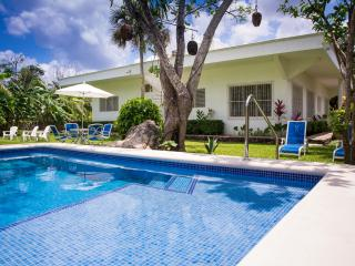 The Lodge is a 3BRHouse with Private Large Gardens - Cozumel vacation rentals