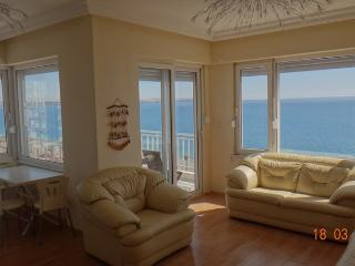 2+1 apartment Antalya sea view - Antalya vacation rentals