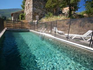 Entire farm cottage in splendid idyll - Aulas vacation rentals
