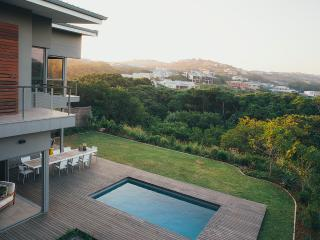 Holiday home with swimming pool, in secure estate - Ballito vacation rentals