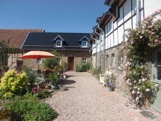 Nice House with Parking Space and Trampoline - Leudersdorf vacation rentals