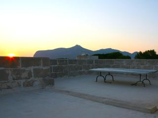 Casa Vittoria, sunset over the sea - Favignana vacation rentals