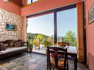 Wonderful Villa with Television and Water Views - Alykanas vacation rentals