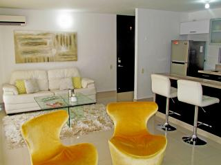 2 bedroom Condo with Internet Access in Barranquilla - Barranquilla vacation rentals