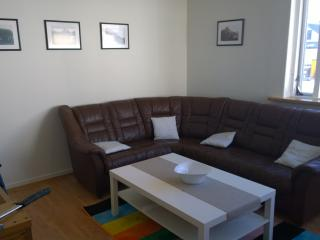 Budget apartment with ocean view - Ísafjörður vacation rentals