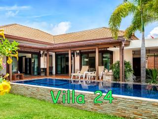 Perfect Villa with Deck and Internet Access - Hua Hin vacation rentals