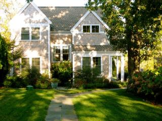 Edgartown lovely home in Village harbor views - Edgartown vacation rentals