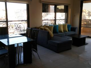 2 Bedrooms with Cozy Pool Near US Embassy - Amman vacation rentals