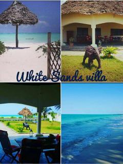 Comfortable 3 bedroom Villa in Paje with Internet Access - Paje vacation rentals