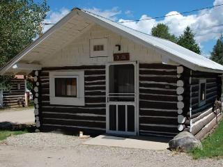 Historic Studio Cabin at Three Rivers Resort in Almont (#3) - Almont vacation rentals