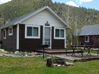 Larger Studio Cabin at Three Rivers Resort in Almont (#10) - Almont vacation rentals