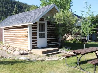Rustic and Cute Studio Cabin at Three Rivers Resort in Almont (#8) - Almont vacation rentals