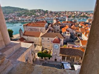 Big apartment with view on old town Trogir - Trogir vacation rentals