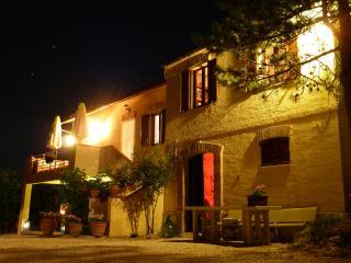 Villa San Vitale SOTTO e CANTINA total 180 m2 ~ Marche Italy ( Ancona) - San Lorenzo in Campo vacation rentals