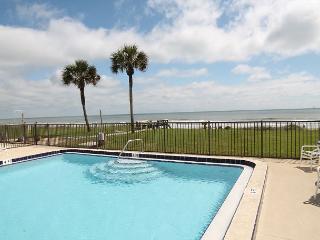 Ocean Front Ground Floor, Wifi, Beach Front Pool - Weekly Rentals Only - Saint Augustine vacation rentals