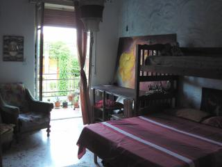Double room with balcony on Etna - Tremestieri Etneo vacation rentals