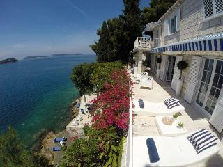 Beach villa few minutes from Dubrovik Old City - Dubrovnik vacation rentals