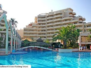 Benalbeach 1 b. charming apartment with sea views, WIFI & International TV. - Arroyo de la Miel vacation rentals