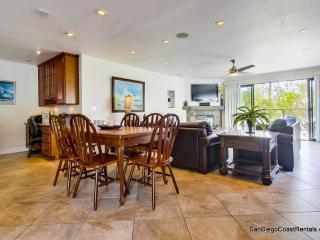 Cozy 3 bedroom San Diego Condo with Internet Access - San Diego vacation rentals