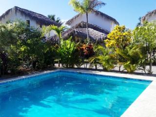 Cozy villa walking distance to beach - sleeps 4 - Las Terrenas vacation rentals