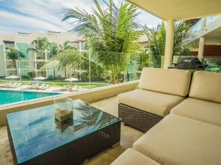 Great Ocean views from this 3rd story condo at The Elements - Riviera Maya vacation rentals