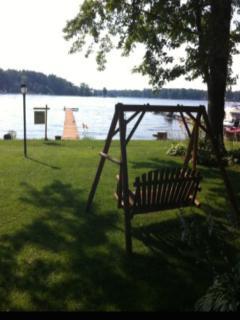 Lakefront getaway, close to Ann Arbor - Whitmore Lake vacation rentals