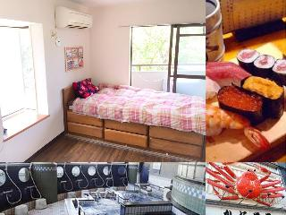 very silent,good location,many restaurants, 2Metro - Shinjuku vacation rentals