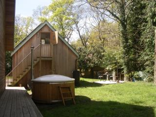 Woodland Studio with hot tub in the New Forest - Dibden vacation rentals