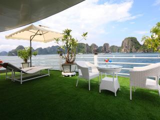 GARDEN BAY CABIN ON HALONG SILVERSEA CRUISE - Tuan Chau Island vacation rentals
