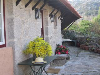 A house and a garden facing the mountain - Castelo Novo vacation rentals
