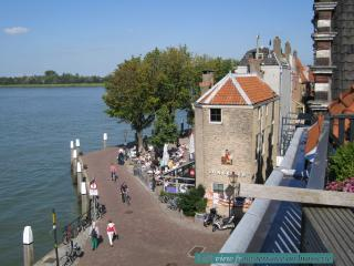 All Exclusive Top Loft + Roof terrace - Dordrecht vacation rentals