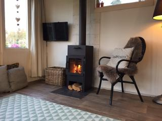 Wooden cottage with fireplace at Nat. Park Veluwe - Ermelo vacation rentals