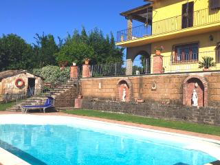 Lovely Villa with Internet Access and Central Heating - Soriano nel Cimino vacation rentals