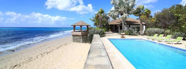 Villa Blue Beach 4 Bedroom SPECIAL OFFER - Image 1 - Plum Bay - rentals