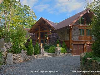 Big Bear Lodge Eagles Nest Luxury Home*BIG VIEWS - Sugar Mountain vacation rentals