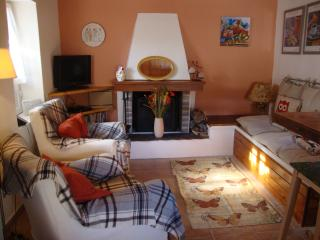 Traditional island cottage, tranquil, yet central. - Megalochori vacation rentals