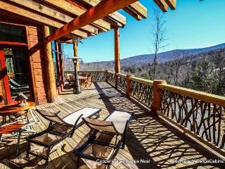 LABOR DAY WEEKEND AVAILABLE*New Custom Luxury Home - Banner Elk vacation rentals