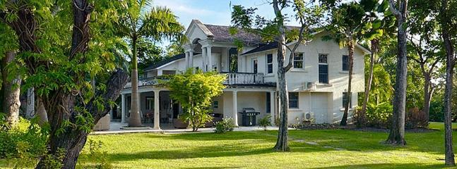 Amberley House & Lodge 6 Bedroom SPECIAL OFFER - Image 1 - Paynes Bay - rentals