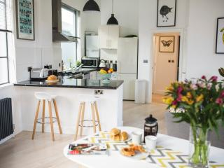 The Scandi Loft Beautiful Loft Apartment - Bristol vacation rentals