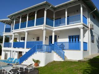 Ridge House  6 bedroom Villa overlooking sea - Tobago vacation rentals