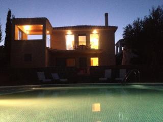 Luxury Villa with Stunning Views - Finikounda vacation rentals
